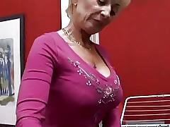 BBW porno leikkeet - kypsä amatööri porno