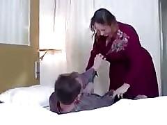Stepmom porn tube - milf fucked hard
