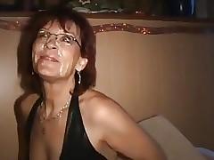 Smoking xxx videos - mom boy porn